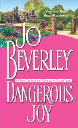 Dangerous Joy copyright by Jo Beverley