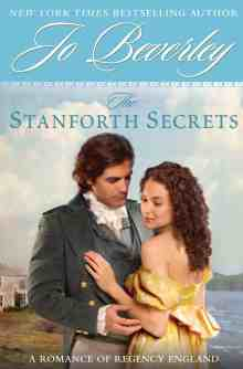 The Stanforth Secrets copyright by Jo Beverley